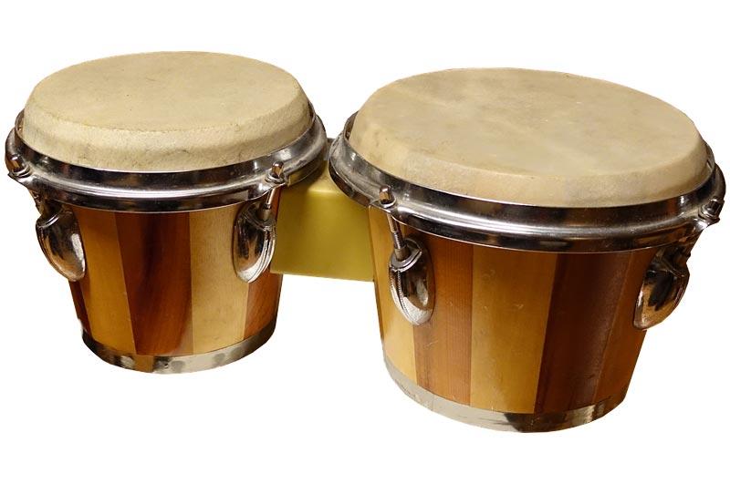 percussie - bongos
