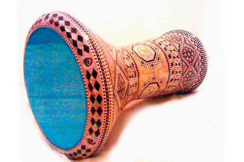 percussie - darbuka